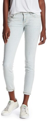Siwy Women's Hannah Slim Crop Jean in No Time for Love 24