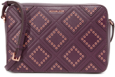MICHAEL Michael Kors Diamond Grommet Jet Set Cross Body Bag