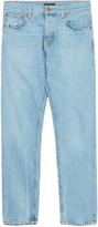 Nudie Jeans Steady Eddie Summer Indigo Jeans