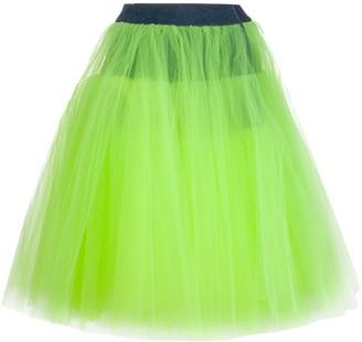 Junya Watanabe Knee Length Tutu Skirt