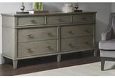Madison Home USA Yardley 7 Drawer Dresser Signature