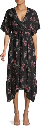 Supply & Demand Sonia Floral Dress