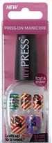 Design Nail ImPRESS Press-On Manicure - Vamp It Up