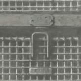 Andrew Martin Basket Wallpaper - Steel