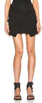 Isabel Marant Irwin Chic Linen Skirt