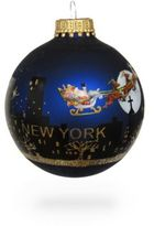 Kurt Adler New York Santa Skyline Ball Ornament