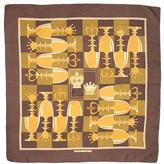 Hermes Echecs II Echiquier Silk Scarf