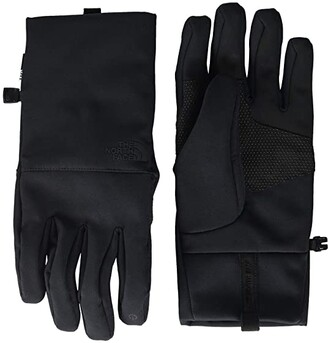 The North Face Apex+ Etip Gloves (TNF Black) Extreme Cold Weather Gloves