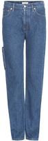 Balenciaga Classic high-rise straight jeans