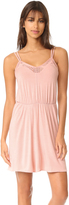Skin Chemise with Lace