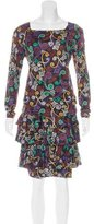 Missoni Printed Ruffle-Accented Skirt Set