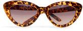 TOUCH - Cat eye sunglasses
