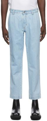 Études Blue Cinema Jeans