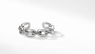 David Yurman Wellesley Chain Link Cuff, 14Mm
