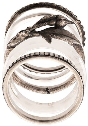 Werkstatt:Munchen Rosebud ring set