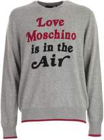Love Moschino Sweater L/s Jacquard