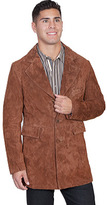 Scully Men's Suede Town Coat 920