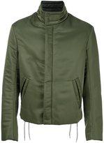Maison Margiela funnel neck casual jacket - men - Cotton/Polyamide/Polyester - 48