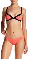 Rip Curl Mirage Colorblock X-Back Bikini Top