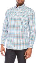 Bills Khakis Cameron Check Button-Down Classic Fit Shirt