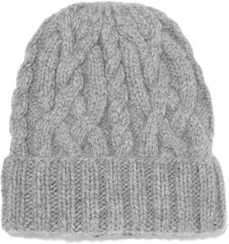 Eugenia Kim Jill Cable-knit Alpaca Beanie