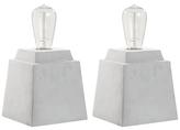 Safavieh Opal Table Lamps (Set of 2)