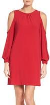 ECI Women's Cold Shoulder Dress
