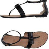 Viktor & Rolf Toe strap sandals