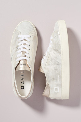 D.A.T.E Gold Hill Sneakers By in Gold Size 36