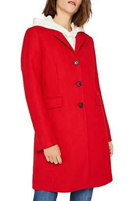 Esprit Women's 010ee1g302 Coat,Large