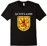 Patriotic Scotland Lion Rampant Coat Of Arms