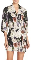 Flora Nikrooz Women's Renee Short Robe