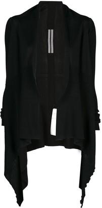 Rick Owens Fine Knit Cardigan