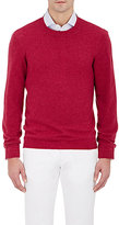 Barneys New York MEN'S LIGHTWEIGHT CREWNECK SWEATER