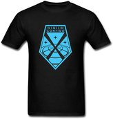 Linsa Men's XCOM 2 Design Cotton Short Sleeve T Shirt