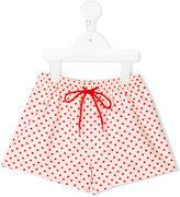 Amaia - star print swim shorts - kids - Polyester - 2 yrs
