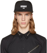 Givenchy Black Logo Cap