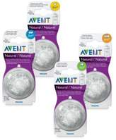 Avent Naturally Philips Natural Nipple