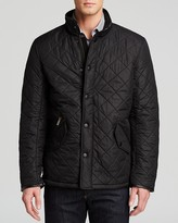 Barbour Powell Polarquilted Jacket