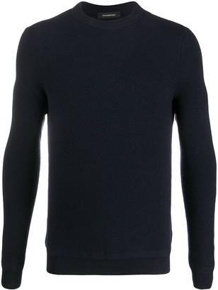 Ermenegildo Zegna Wool-Cashmere Blend Sweatshirt