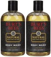 Burt's Bees Natural Skin Care for Men Body Wash - 12 oz - 2 pk