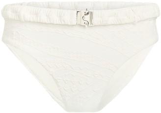 Devon Windsor Sana Belted Bikini Bottoms