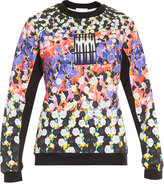 Peter Pilotto Rock Printed Sweatshirt