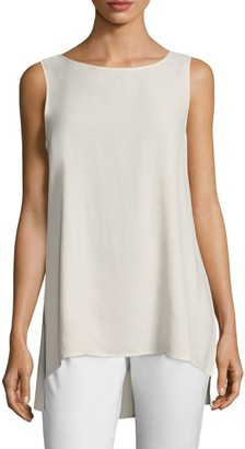 Eileen Fisher System Bateau Neck Top
