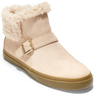 Cole Haan Women's Nantucket Cozy Ankle Boots