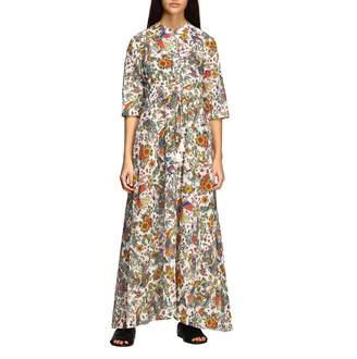 Tory Burch Long Patterned Dress