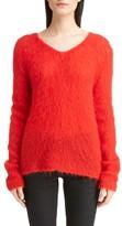 Saint Laurent Women's Mohair Blend Sweater