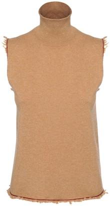 Marni Cashmere Knit Turtleneck Top