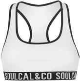 Soul Cal SoulCal Branded Bikini Top Ladies