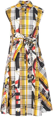 Burberry 3/4 length dresses
